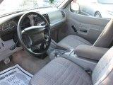 1995 Ford Explorer XL Light Flint Interior