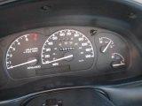 1995 Ford Explorer XL Gauges