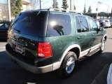 2002 Ford Explorer Dark Highland Green Metallic