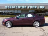 2011 Bordeaux Reserve Metallic Ford Fusion SEL V6 AWD #45168410