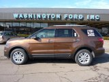 2011 Golden Bronze Metallic Ford Explorer XLT 4WD #45168416
