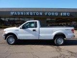 2011 Oxford White Ford F150 XL Regular Cab 4x4 #45168418