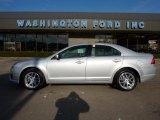 2010 Brilliant Silver Metallic Ford Fusion SEL #45168427