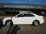 2010 White Suede Ford Fusion SEL V6 AWD #45168428