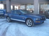 2006 Vista Blue Metallic Ford Mustang V6 Premium Coupe #45168198