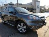 2008 Polished Metal Metallic Acura RDX Technology #45168208