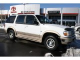 1997 Oxford White Ford Explorer XLT 4x4 #45167152