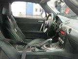 2009 Mazda MX-5 Miata Touring Roadster Black Interior