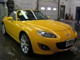 2009 Mazda MX-5 Miata Competition Yellow