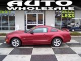 2007 Redfire Metallic Ford Mustang GT Deluxe Coupe #45168697