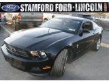 2011 Ebony Black Ford Mustang V6 Premium Coupe #45167354