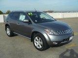 2007 Platinum Pearl Matallic Nissan Murano SE AWD #45167701
