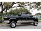 2000 Ford F250 Super Duty Lariat Extended Cab 4x4 Exterior