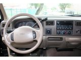 2000 Ford F250 Super Duty Lariat Extended Cab 4x4 Dashboard