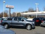 2007 Slate Metallic Toyota Tundra SR5 TRD Double Cab 4x4 #45168319