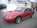2002 Laser Red Metallic Ford Mustang GT Coupe #45168755