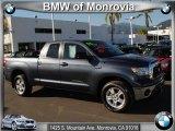 2008 Slate Gray Metallic Toyota Tundra SR5 Double Cab #45168323