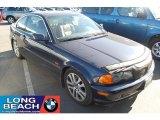 2002 Orient Blue Metallic BMW 3 Series 330i Coupe #45168334