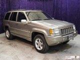 1998 Light Driftwood Satin Glow Jeep Grand Cherokee 5.9 Limited 4x4 #45168340