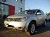 2007 Brilliant Silver Metallic Nissan Murano S AWD #45168396
