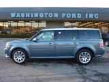 2010 Steel Blue Metallic Ford Flex Limited AWD #45230138