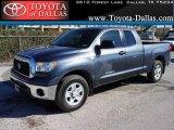 2008 Slate Gray Metallic Toyota Tundra SR5 Double Cab #45229725
