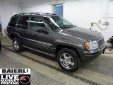 2002 Graphite Metallic Jeep Grand Cherokee Overland 4x4 #45228927