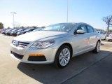 2012 White Gold Metallic Volkswagen CC Sport #45230375