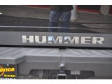 2009 Hummer H3 T Alpha Marks and Logos