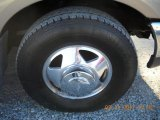 1999 Ford F350 Super Duty Lariat Crew Cab Dually Wheel