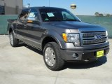 2011 Sterling Grey Metallic Ford F150 Platinum SuperCrew 4x4 #45230064