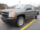 2011 Chevrolet Silverado 1500 Extended Cab Front 3/4 View