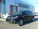2007 Super Black Nissan Murano SE AWD #45230596