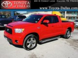 2009 Toyota Tundra Radiant Red