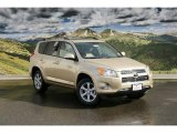 2011 Sandy Beach Metallic Toyota RAV4 V6 Limited 4WD #45265669