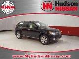 2007 Super Black Nissan Murano SL AWD #45279784
