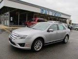 2010 Brilliant Silver Metallic Ford Fusion SEL V6 #45281319