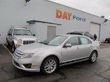 2010 Brilliant Silver Metallic Ford Fusion SEL V6 #45281321