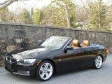 2007 Black Sapphire Metallic BMW 3 Series 335i Convertible #45281331