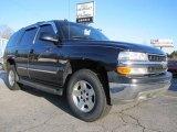 2004 Dark Blue Metallic Chevrolet Tahoe LS #45281567