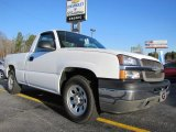 2005 Summit White Chevrolet Silverado 1500 Regular Cab #45281568