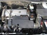 2000 Oldsmobile Alero GL Sedan 2.4 Liter DOHC 16-Valve 4 Cylinder Engine