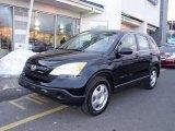 2008 Nighthawk Black Pearl Honda CR-V LX 4WD #45282100