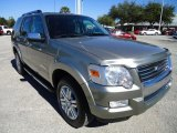 2008 Ford Explorer Vapor Silver Metallic