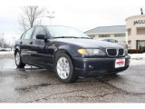 2003 Mystic Blue Metallic BMW 3 Series 325i Sedan #45280376