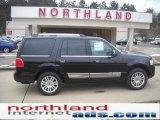 2011 Tuxedo Black Metallic Lincoln Navigator 4x4 #45281430