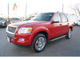 2010 Ford Explorer Limited 4x4 Data, Info and Specs