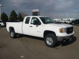 2011 GMC Sierra 2500HD Work Truck Extended Cab 4x4 Data, Info and Specs