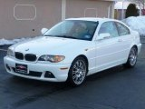2004 Alpine White BMW 3 Series 325i Coupe #45281447
