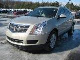 2011 Gold Mist Metallic Cadillac SRX 4 V6 AWD #45282403